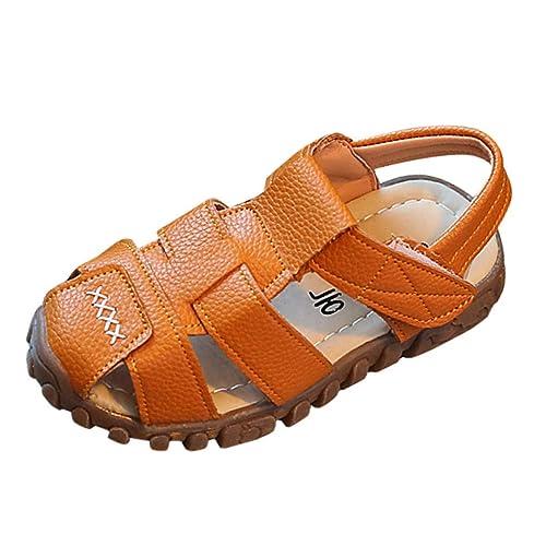 Niños Casuales Sandalias Infantiles Bebé De Verano zapatos Fannyfuny oeCxBdr