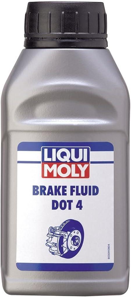 Liqui Moly Bremsflüssigkeit Dot4 Flasche 250 Ml 3091 Auto
