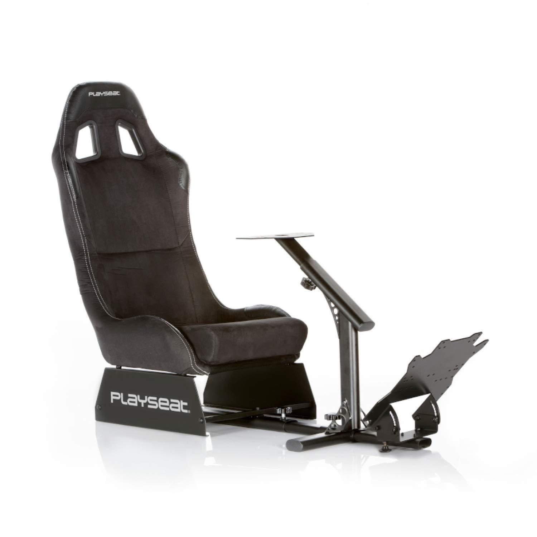 Gaming Stuhl mit Lenkrad