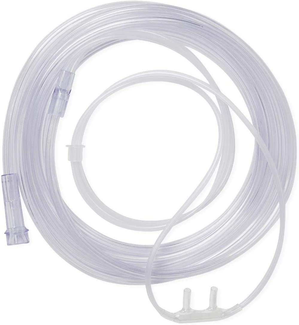 NASAL CANNULA ADULT SOFT TOUCH 7' TUBING (Pack of 5)