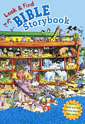 Look & Find Bible Storybook (Look and Find)
