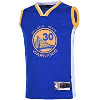 2baee3834 Outerstuff Boys Stephen Curry Golden State Warriors #30 Youth Jersey