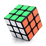 DONGJI Speed Cube 3x3x3 Cube Puzzles, ABS Speed Puzzle Magic Cube, Party Favors, for Professional Enthusiasts