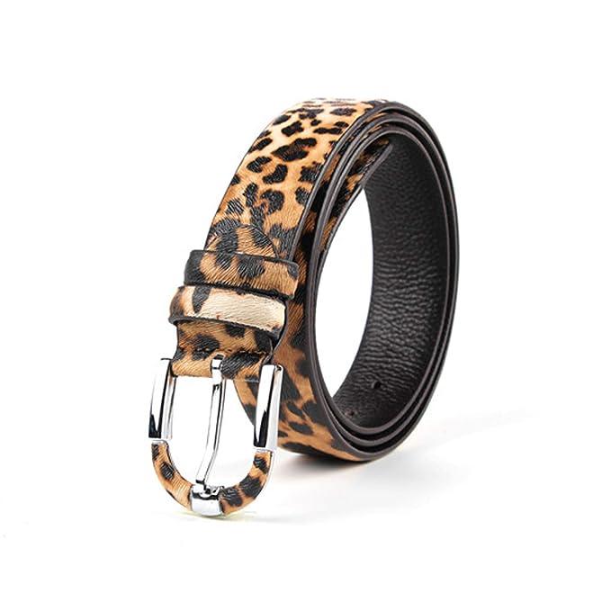 Pragmaticv Hembra correa leopardo mujeres estrechar ...