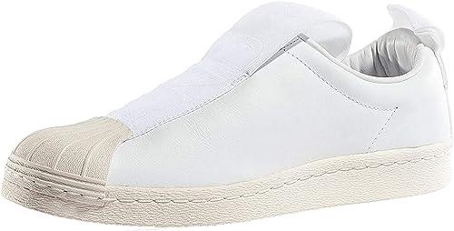 adidas Superstar Bw35 Slipon W, Sneakers Basses Femme