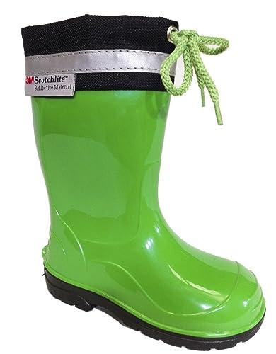 Zapatos verdes Lemigo infantiles hqTySwL67
