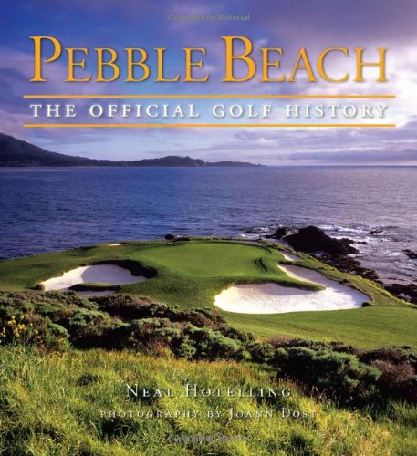 Pebble Beach: The Official Golf - La Shops Jolla Gift