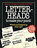 Letterheads to Make Your Point, Outlet Book Company Staff and Random House Value Publishing Staff, 0517550792
