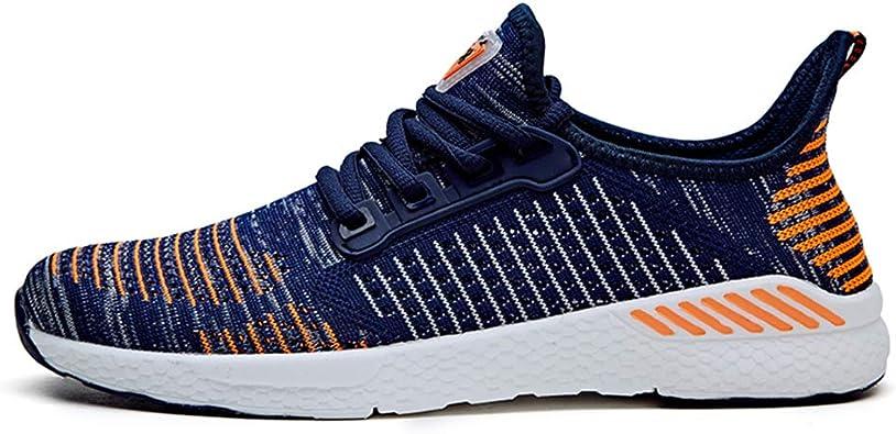 QZBAOSHU Running Zapatos Zapatillas para Hombre Mujer ...
