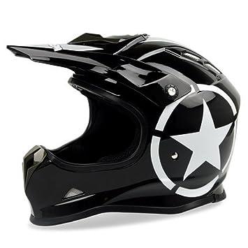 WANG-LONG Casco Exterior ABS Moda Hombres Y Mujeres Ligero Motocicleta Moto Sombrilla Retro Seguridad