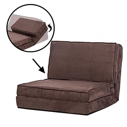 Enjoyable Fold Down Chair Flip Out Lounger Convertible Sleeper Bed Couch Game Dorm Bestmassage Creativecarmelina Interior Chair Design Creativecarmelinacom