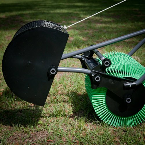 12'' Nut Picker Upper Roller for English Walnuts, Macadamia Nuts, Sweet Gum Balls by Bag-A-Nut