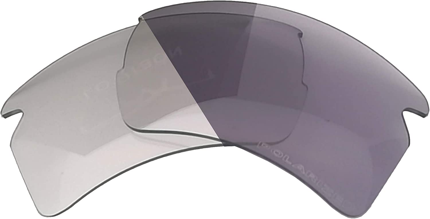 LOTSON Replacement Lenses for Det Cord Sunglasses OO9253 Polarized 100/% UVAB Multiple Options