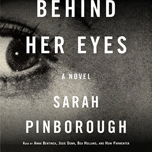 Top 10 recommendation behind her eyes audible