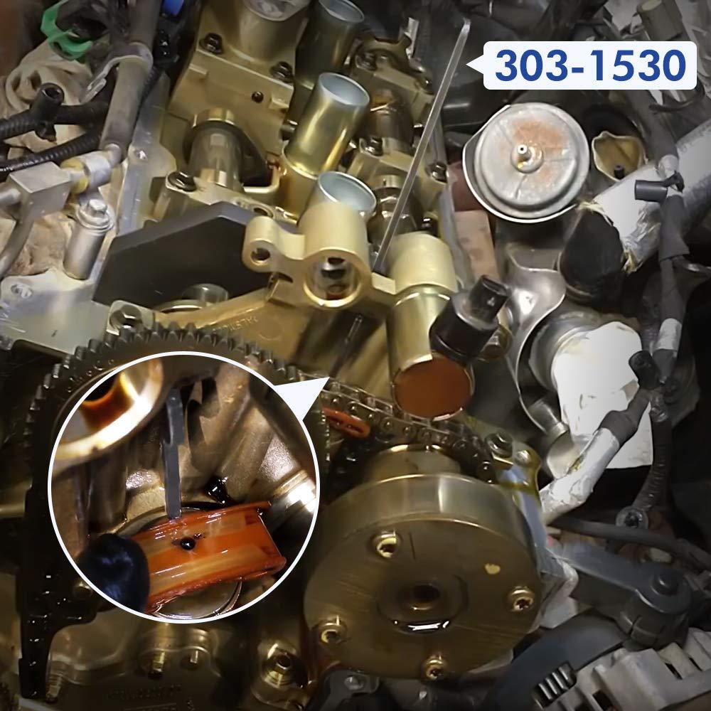 BETOOLL HW9204 303-1248 303-1530 Ford 3.5L & 3.7L 4V Cam Tool Holding Set by BETOOLL (Image #6)