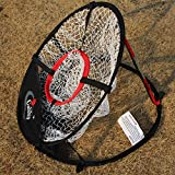 Golf net with Target net Diameter 50cm ' Pop Up Golf Chipping Net | Outdoor & Indoor Golfing Target Accessories and Backyard Practice Swing Game