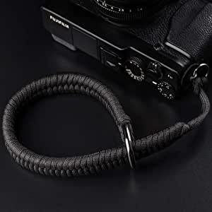 Camera Wrist Strap 550 Paracord Higher-end and Safer Adjustable Camera Lanyard