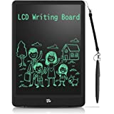 [Newest Version] LCD Writing Tablet, 10 Inch Electronic Writing Tablet Electronic Doodle Pad Thicker Brighter Handwriting Line Ewriter Digital Graphic Drawing Tablet for Kids School Office