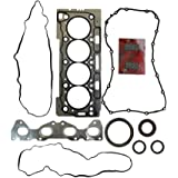 Diamond Power Full Gasket Set works with Peugeot 206 Partner 307 1.6L 16V DOHC 2000