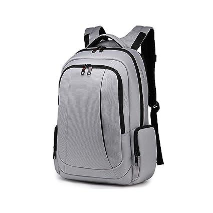 Amazon.com: bin123 Anti Theft Nylon 27L Men 15.6 inch Laptop ...