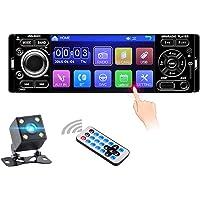 DONGMAO Autoradio 1 din JSD-3001 4.1 Pouces écran Tactile Auto Miroir Audio Lien Voiture stéréo caméra de recul Bluetooth