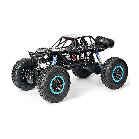 FTOPS RC Cars Rock Off-Road Racing Vehículo Camión Sobre Orugas 2.4 GHz 4WD De