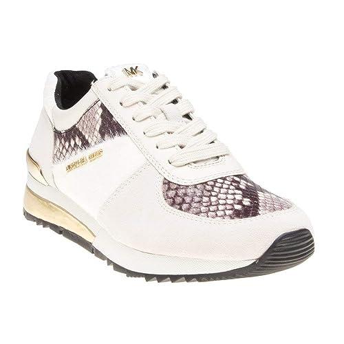Michael Kors Allie Wrap Mujer Zapatillas Natural: Amazon.es: Zapatos y complementos