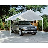 Replacement Canopy – White – 10′ x 20′ Review