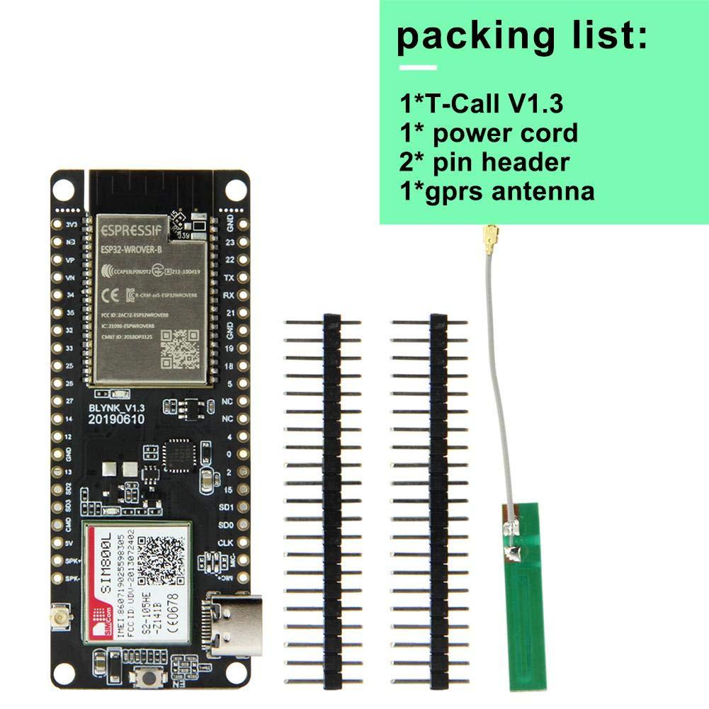 Amazon com: Wireless Module GPRS Antenna SIM Card SIM800L