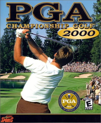 PGA Championship Golf 2000 - PC