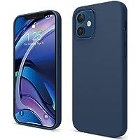 """elago Liquid Silicone Case Designed for iPhone 12 Case & Designed for iPhone 12 Pro Case (6.1""""), Premium Silicone, Full…"""