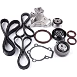 SCITOO Engine Timing Part Belt Set Timing Belt Kits, fit Hyundai Elantra 2.0L DOHC