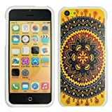 Ethnic Tribal Indian Pattern Hard Case Cover Iphone 5c