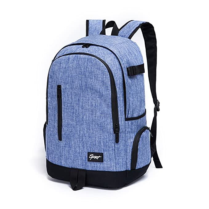 7d775ee2f520 School Backpack, Ricky-H Lifestyle Travel Bag for Men & Women, Lightweight  College Back Pack with Laptop Compartment