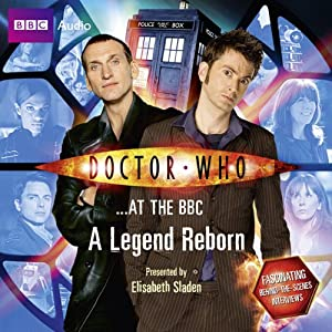 Doctor Who at the BBC: A Legend Reborn Radio/TV Program