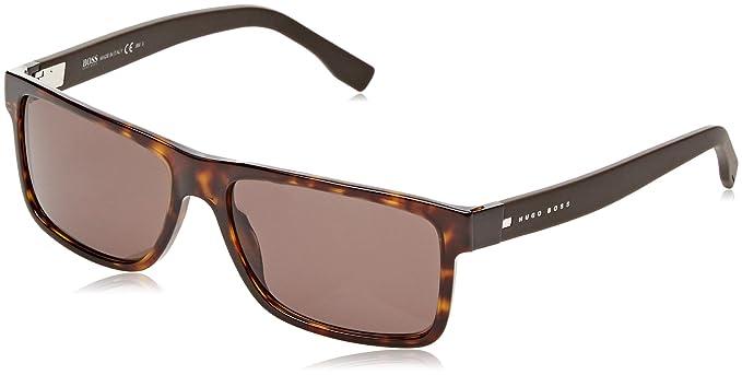 Hugo Boss 0599/S EJ gafas de sol, Dkhv Brown, 57 Unisex-Adulto