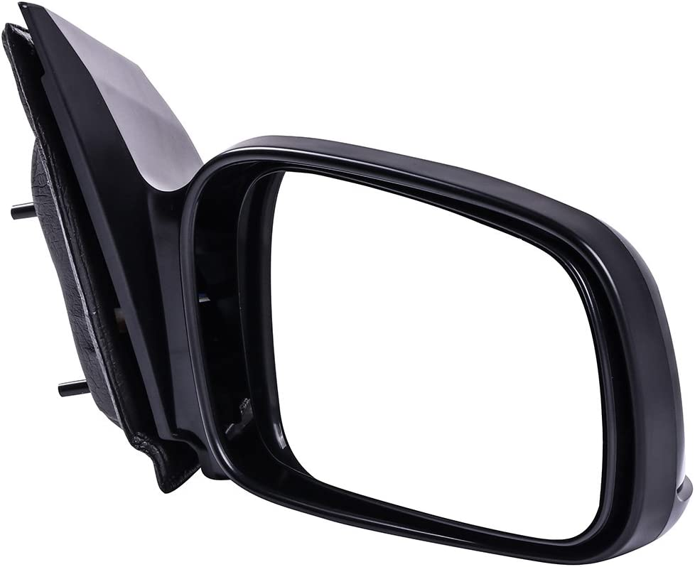 SCITOO Side View Mirror Driver Side Mirror Fit Compatible with 2008-2011 Honda Civic DX-G Coupe 2-Door 1.8L 2006-2011 Honda Civic DX//EX//LX//Si Coupe 2-Door 1.8L Power Adjustment