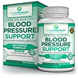 Best Blood Pressure Supplements - Premium Blood Pressure Support Supplement by PurePremium Review