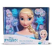 Giochi Preziosi Disney Elsa Busto Deluxe, Multicolor (4)