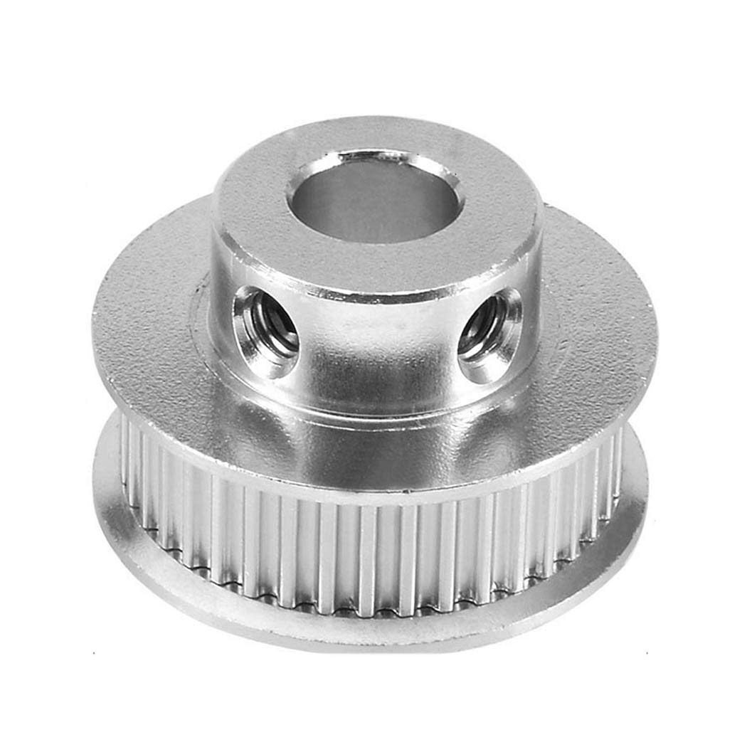 4pcs Timing Pulley GT2 Synchronous Wheel Belt Pulley for 3D Printer Accessories Aluminum 36Teeth 8mm-Bore 6mm-Width
