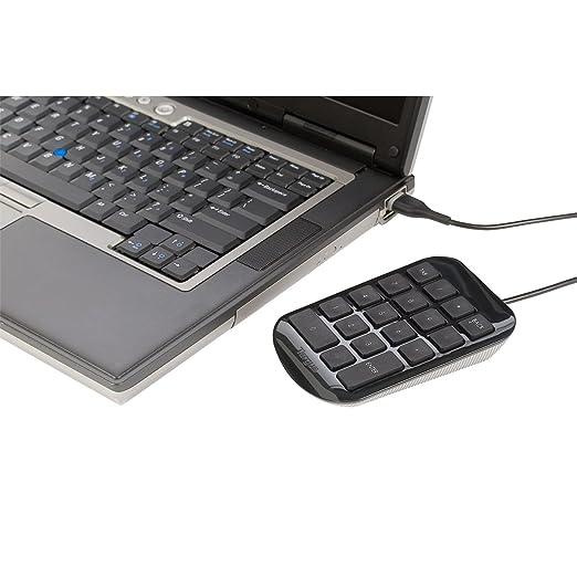 5 opinioni per Targus AKP10EU Numeric Keypad Tastiera