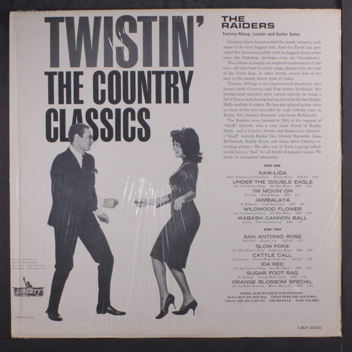 Raiders Twistin The Country Classics Amazon Com Music Upload date nov 24, 2020. amazon com
