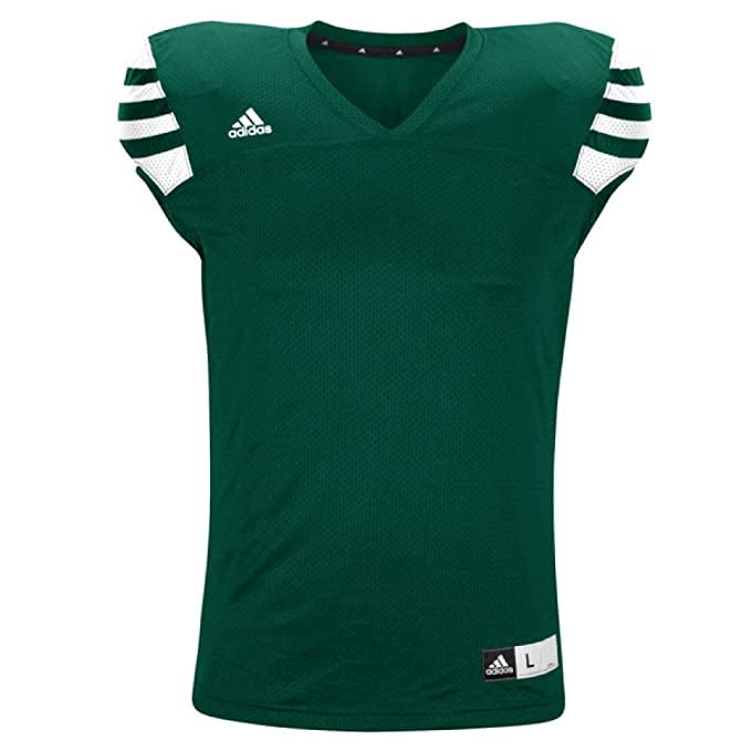 promo code 67a9d 5acca Amazon.com: Adidas Climalite Mens Audible Football Jersey ...