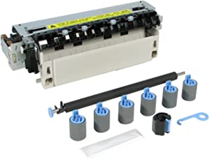 PCI Brand Remanufactured Maintenance Kit Replacement for HP C4118-67909 110 Volt USA Maintenance Kit 200K Yield