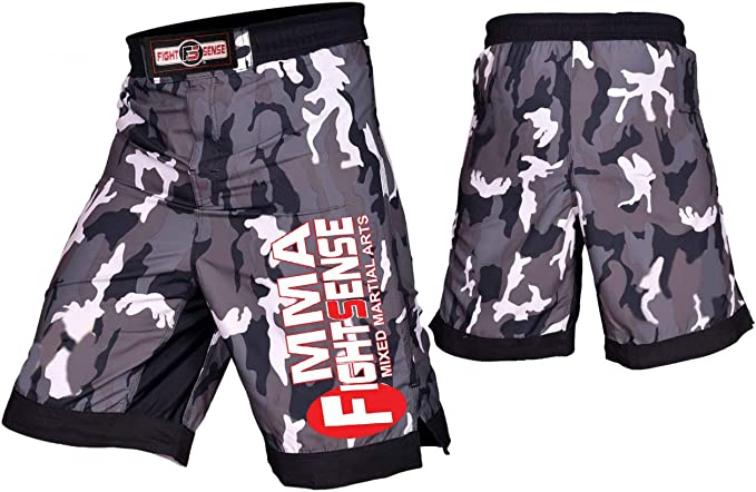 New MMA UFC Fight Shorts Cage Fight Grappling Kick Boxing Short Martial Art Gym