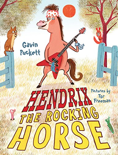 Hendrix the Rocking Horse: Fables from the Stables Book 2