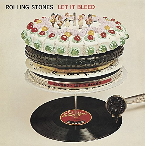 SACD : The Rolling Stones - Let It Bleed: Limited (Super-High Material CD, Japan - Import)
