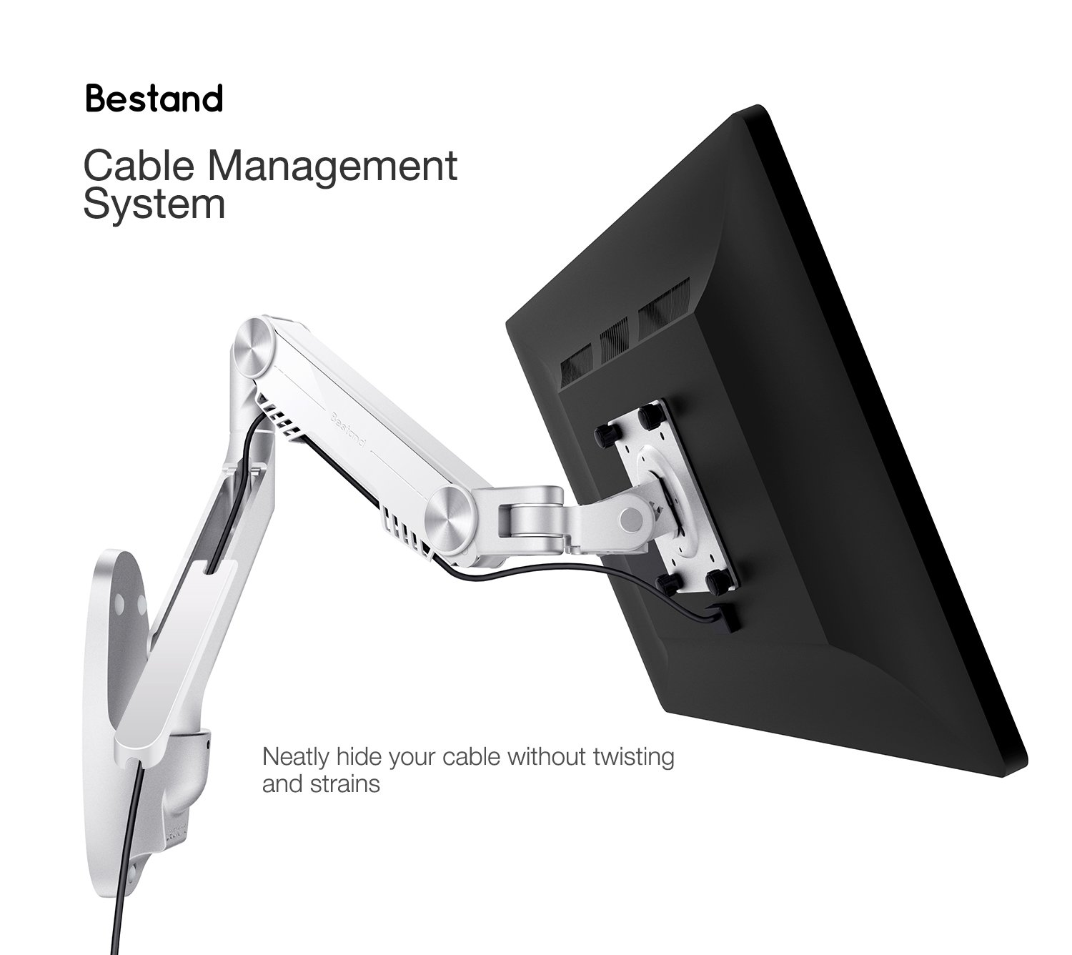 Wall Mount Monitor Stand by Bestand (Image #4)