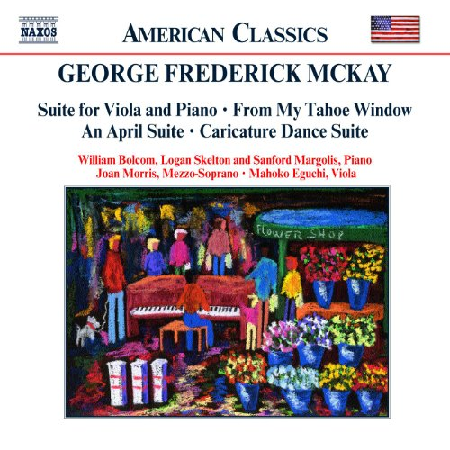 McKay: Suite For Viola And Pia...