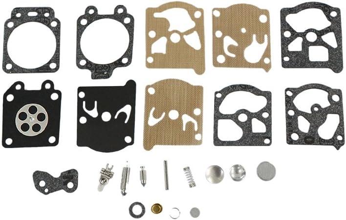 Amazon.com: Aisen Diafragma gakset para carburador Rebuild ...